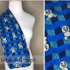 Lularoe Disney Frozen Olaf Leggings